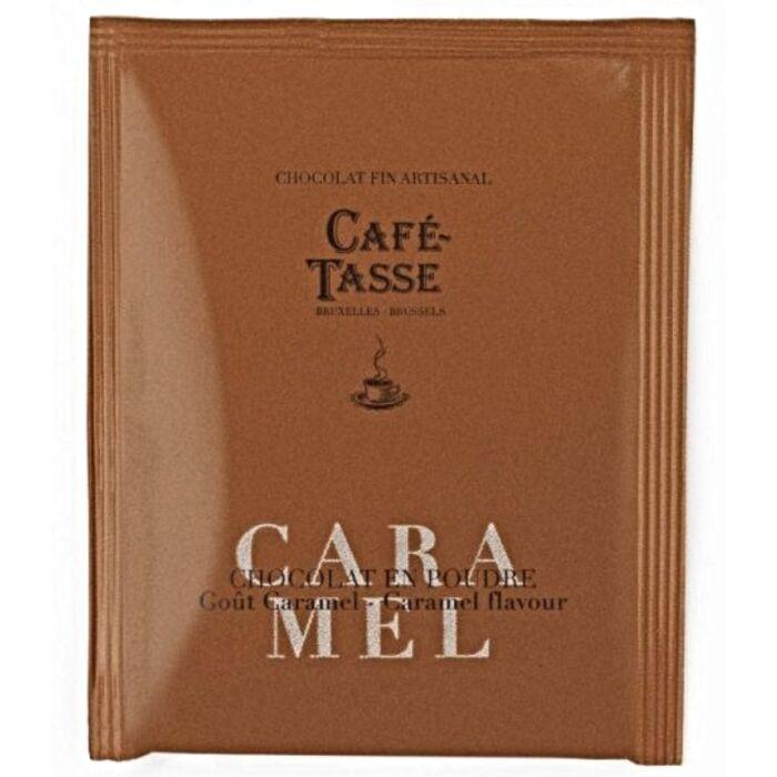 Café Tasse Belga Karamellás Forró Csokoládé Tasakban 20g