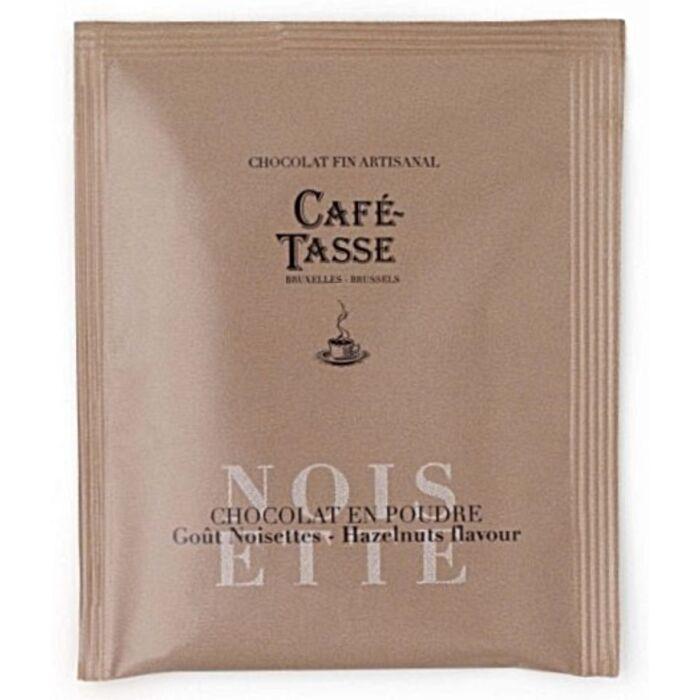 Café Tasse Belga Mogyorós Forró Csokoládé Tasakban 20g