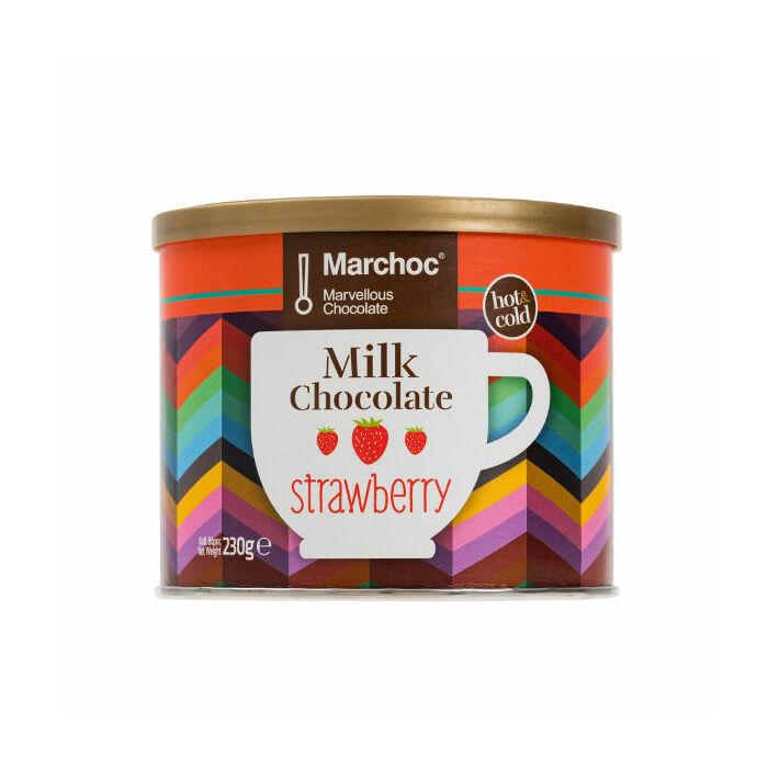 Marchoc Epres Csokoládé Ízű Italpor 230g