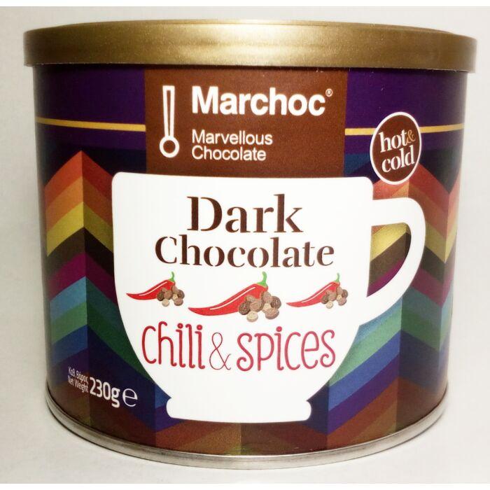 Marchoc Chili&Fűszeres Csokoládé Ízű Italpor 230g