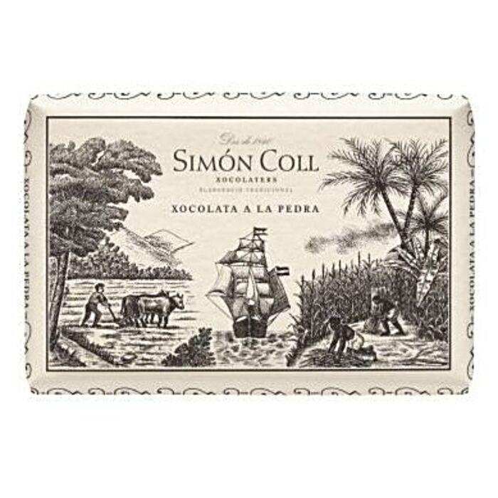 Simon Coll Gluténmentes Étcsokoládé Tömb 45% 200g