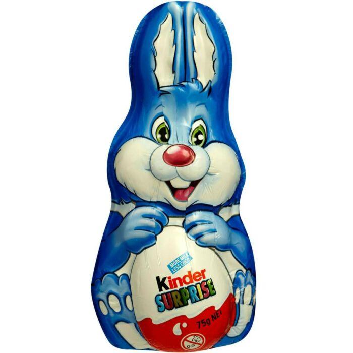 Kinder Húsvéti Tejcsokoládé Nyúl Figura Meglepetéssel 75 g