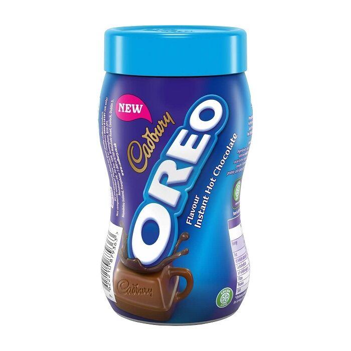 Oreo Cadbury Forrócsokoládé Por 260g
