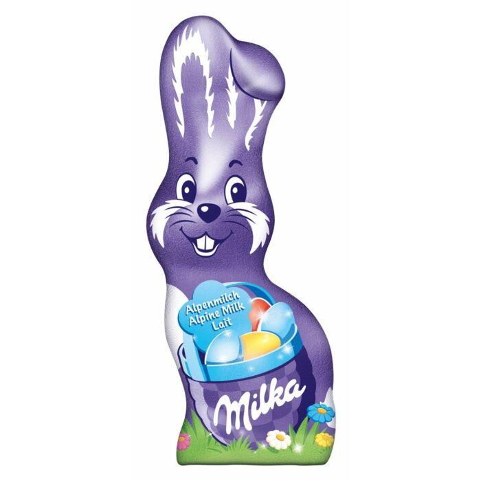 MilkaTejcsokoládé Nyuszi 50g