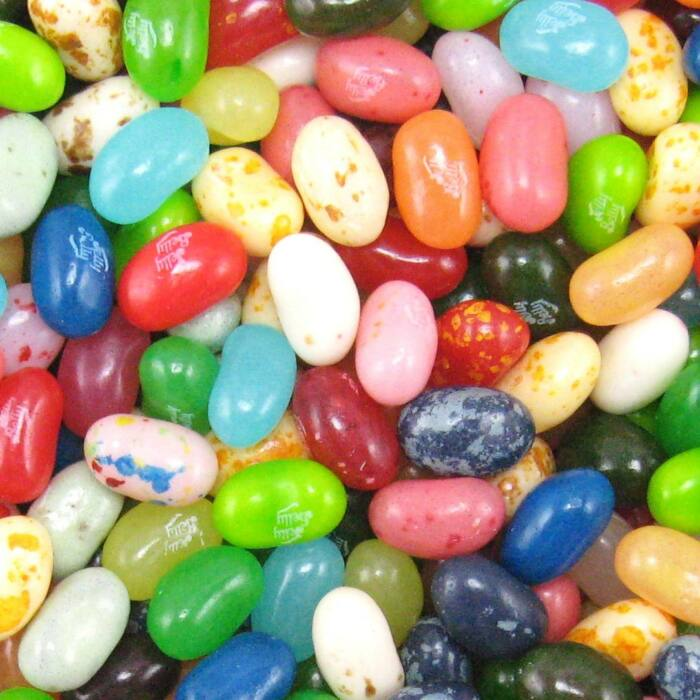Jelly Belly 50 íz 100g