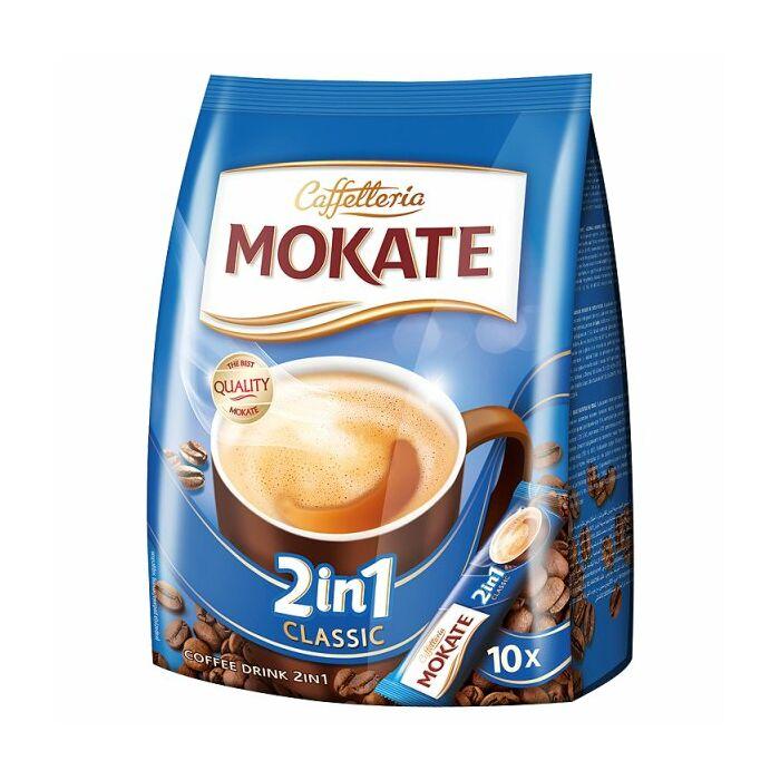 Mokate 2in1 Azonnal Oldódó Kávéspecialitás (10x14g)