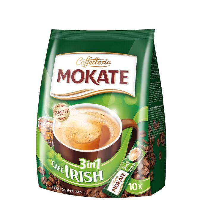 Mokate 3in1 Irish Azonnal Oldódó Kávéspecialitás (10x17g)