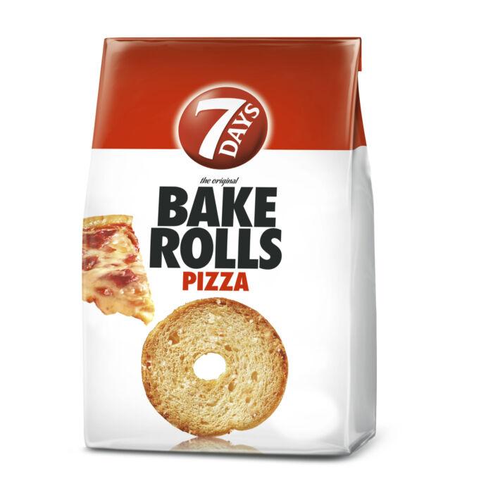 Bake Rolls Pizza Ízű Kétszersült 80g