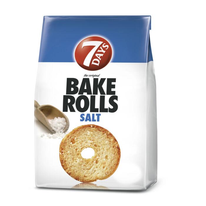 Bake Rolls Sós Ízű Ropogós Kétszersült 80g