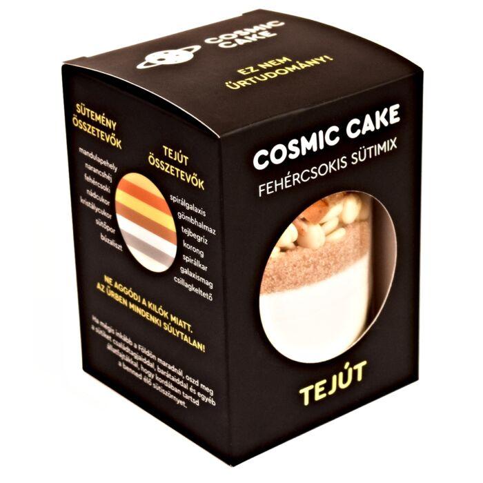 Cosmic Cake-Tejút Fehércsokis Sütimix 440g