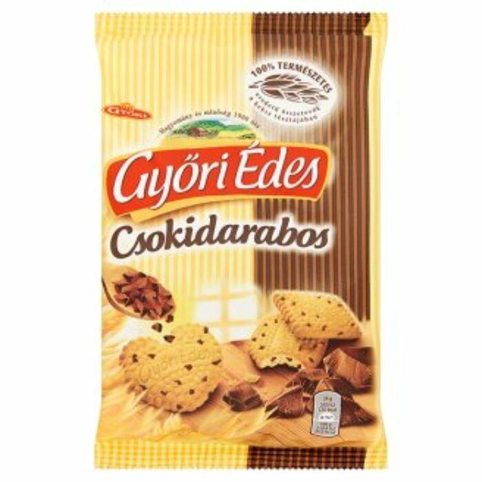 Győri Csokidarabos Omlós, Édes Keksz 150g