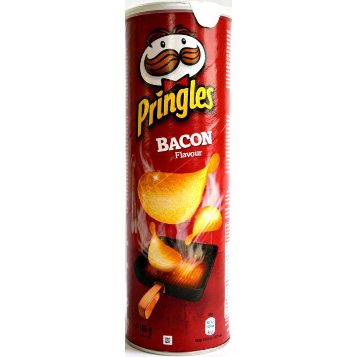 Pringles Baconos 165g