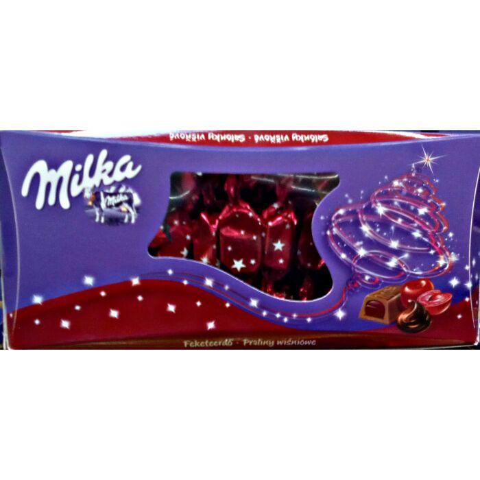 Milka Alpesi Tejcsokoládé Feketeerdő Ízű  Szaloncukor  310g