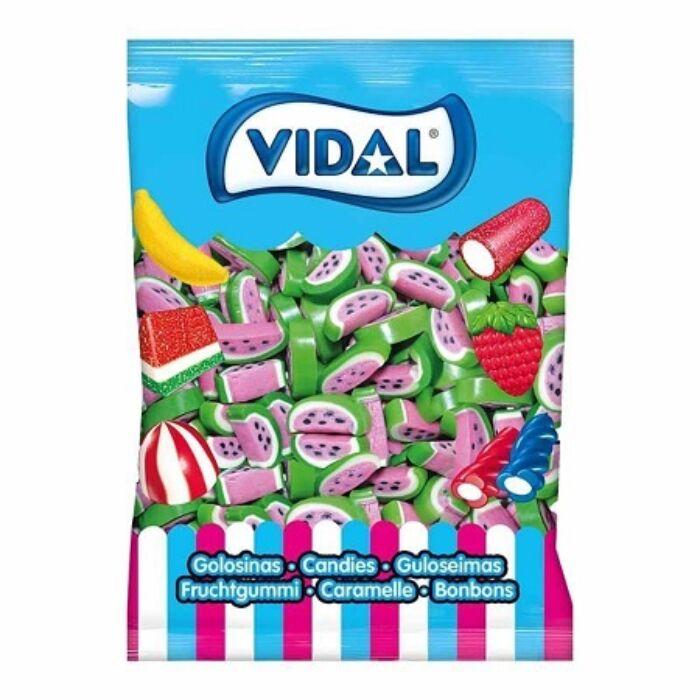 Vidal Görögdinnye Ízű Gumicukor 1500g
