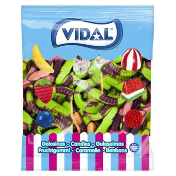 Vidal Gumicukor Anaconda 1000g