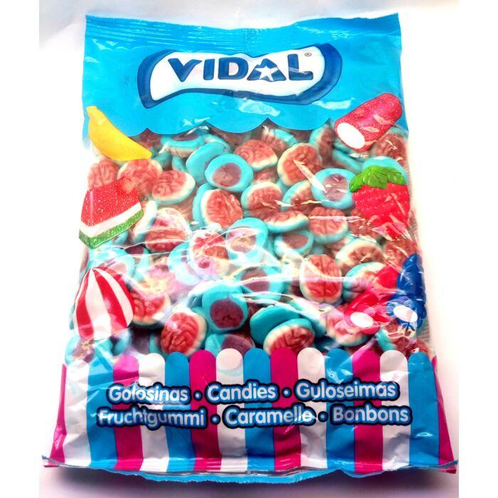 Vidal Töltött Agy Gumicukor 1000 g